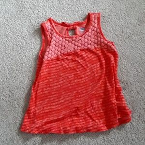 Old navy girls tank top size 4T